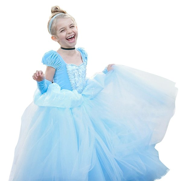3 Cinderella Dress