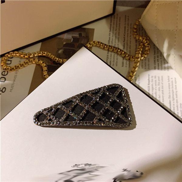 Teardrop Black Diamonds