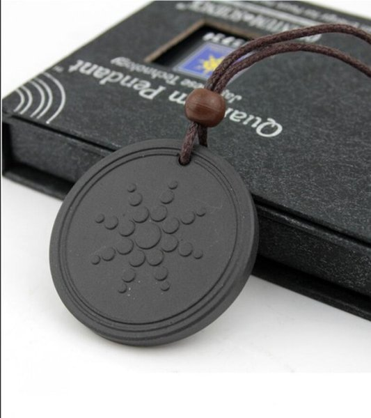 best selling Energy Necklace For Anti EMF Radiation Protection PENDANT Reverse Aging.Joint Pain.Blood Circulation ps1104