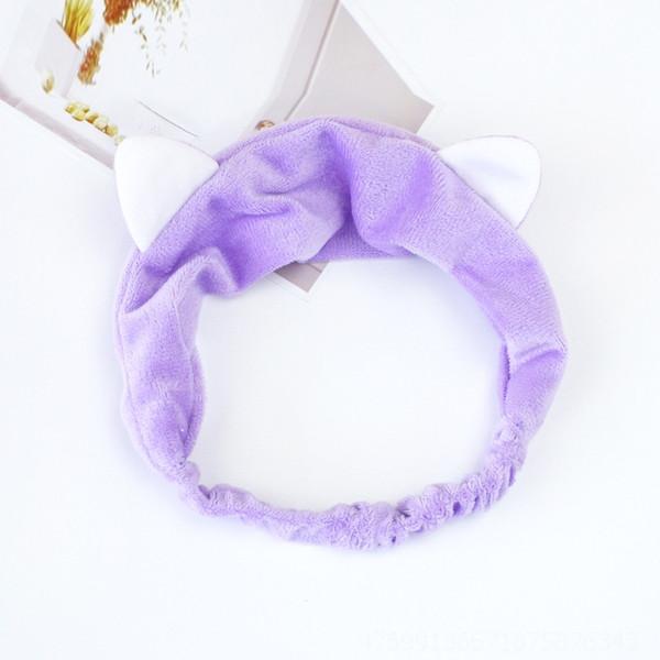 Фиолетовые кошки уши # 573