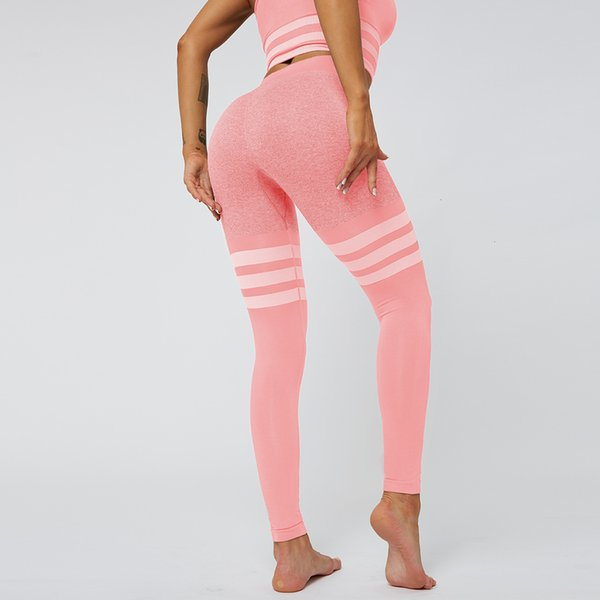 6088 Pantalones - rosa claro