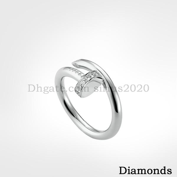 Diamanti argento