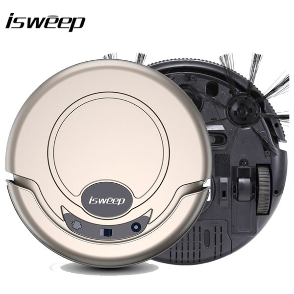best selling Isweep Vacuum Cleaner Robot for Home 1000PA Dry and Wet Mopping Smart Sweeper S320 Y200320