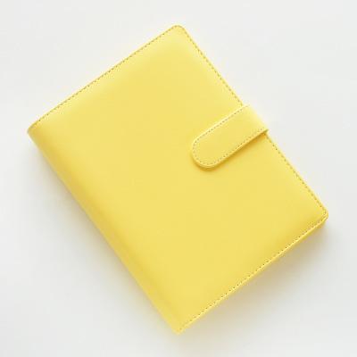 A6 amarillo sin papel.