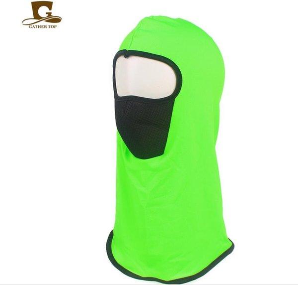 fluorescenza verde