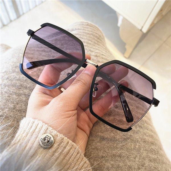 Negro púrpura del marco de luz