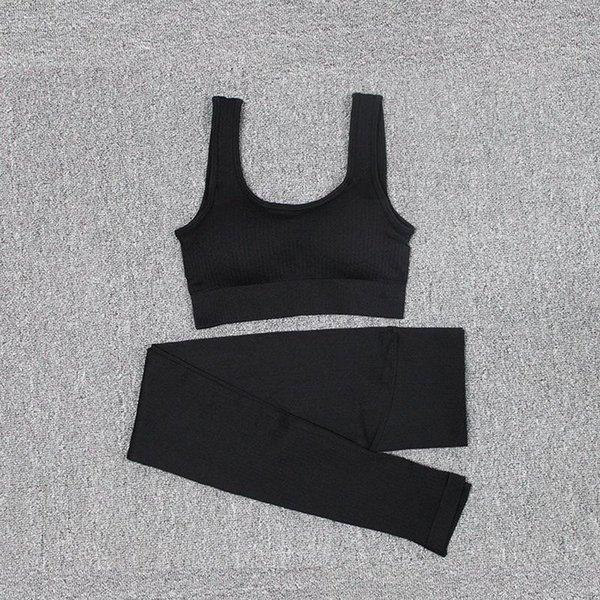 Pantaloni BRA BLACK.