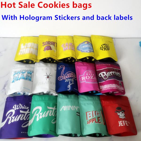 7 개 뜨거운 판매 쿠키 가방