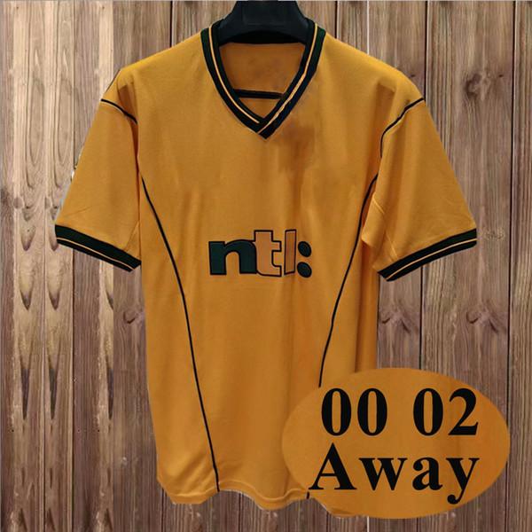 FG1048 2000 2002 Away