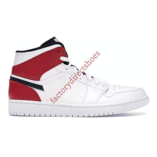 mid branco ginásio vermelho