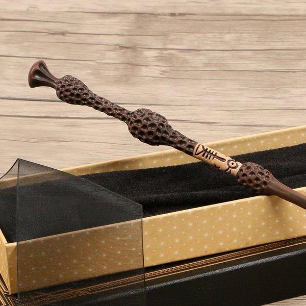 Dumbledore con la caja