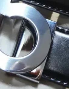 205 fibbia in argento