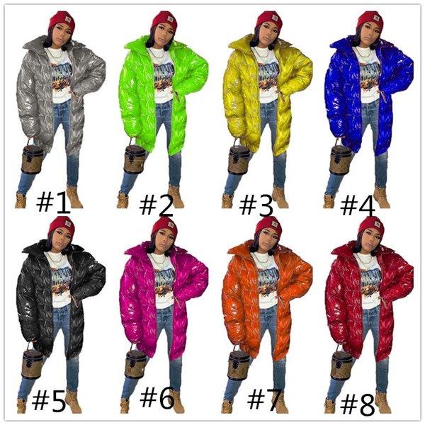 Scegliere i colori da # 1- # 8