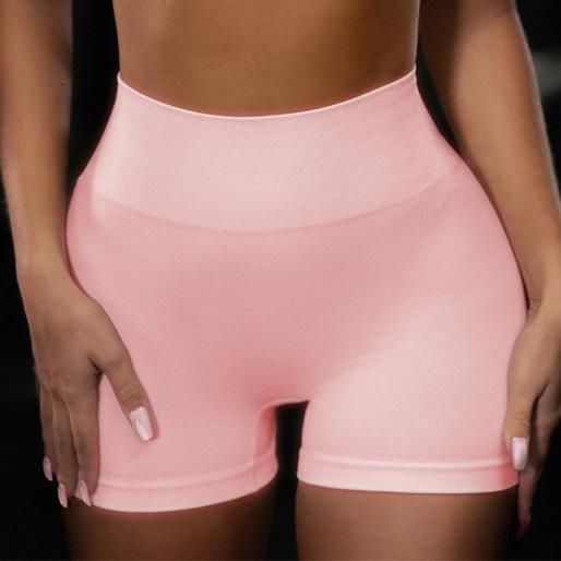 Yj035-rosa Shorts-S