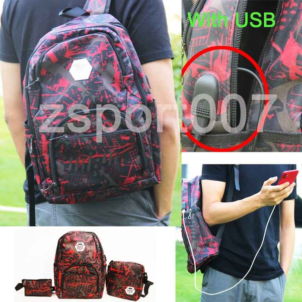 best selling HOT Hot Best outdoor bags camouflage travel backpack computer bag Oxford Brake chain middle school student bag many colors
