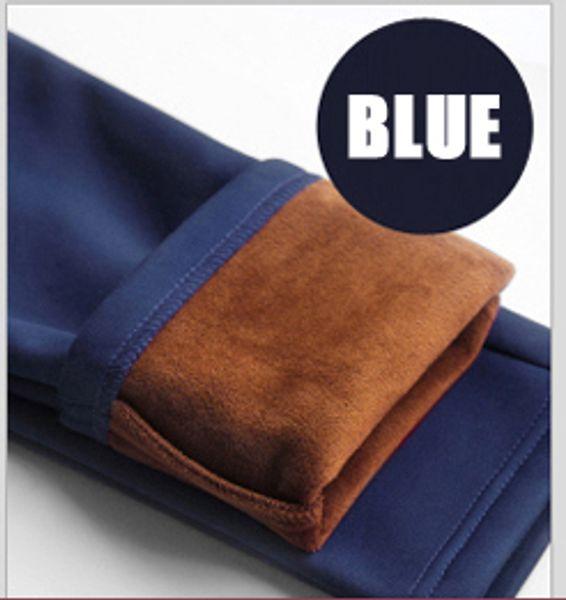 Blue for Winter