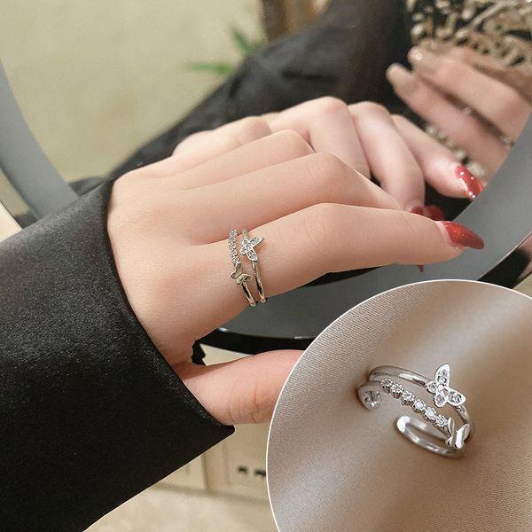 Mariposa de plata # 4840