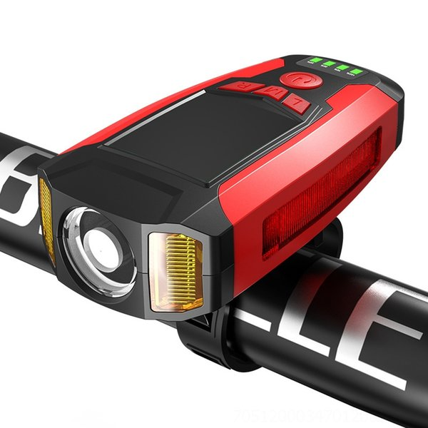 Rechargeable (red) #73030