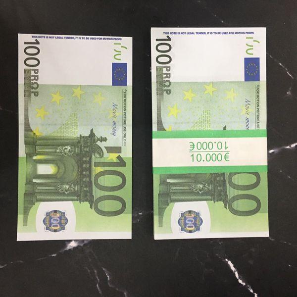 100 euos (100pcs)