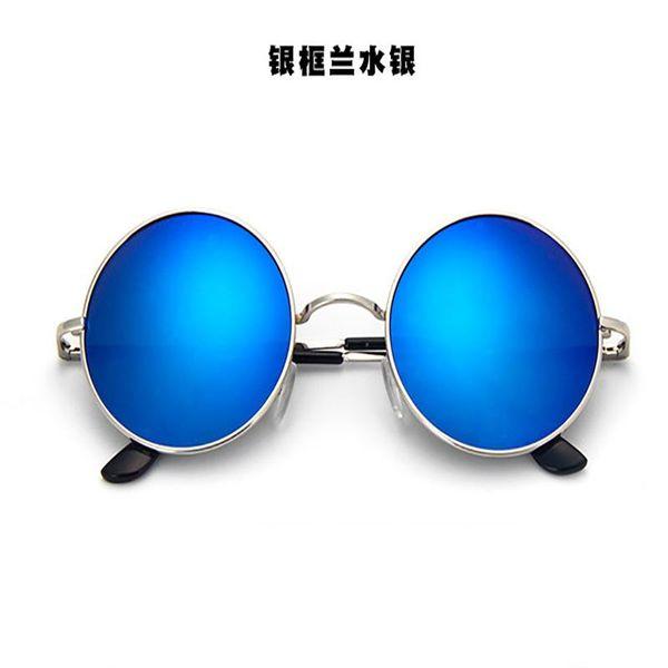 azul con plata