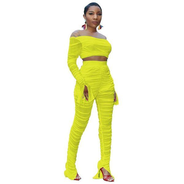 Fluorescence yellow