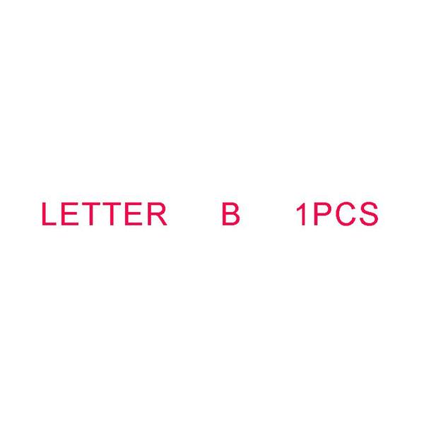 Letra B 1PCS