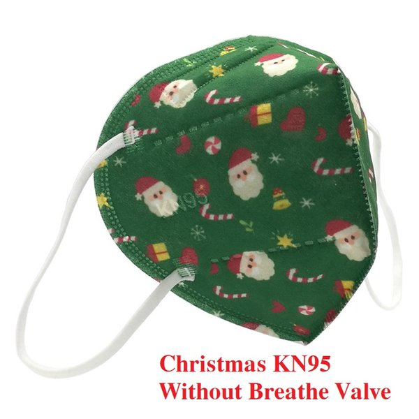 Masque de Noël Sans vanne