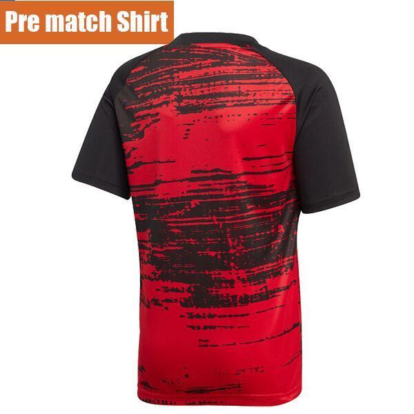 Pre match shirt