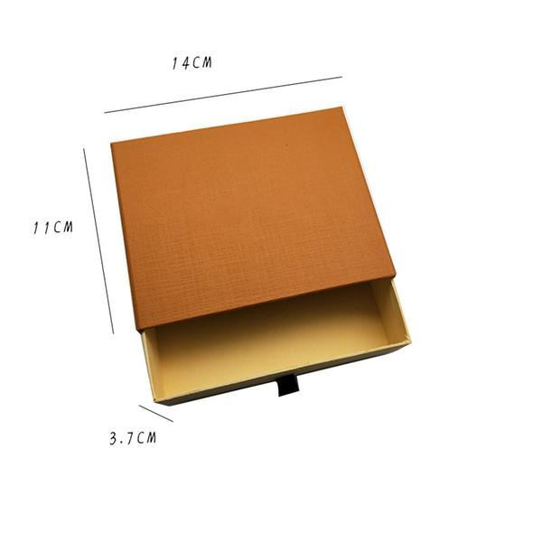 Только Выдвижной Box 14 * 11 * 3.7cm