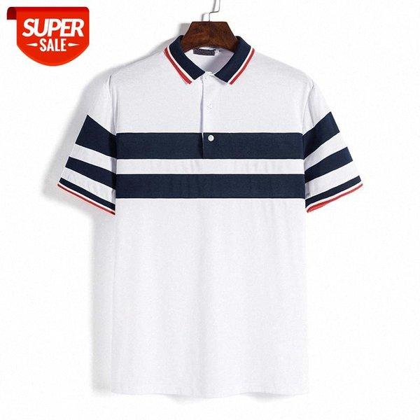 best selling 2020 New Men short sleeve T-Shirt color Splice Tshirt Clothing Summer Streetwear Casual Fashion Men tops #XV4j