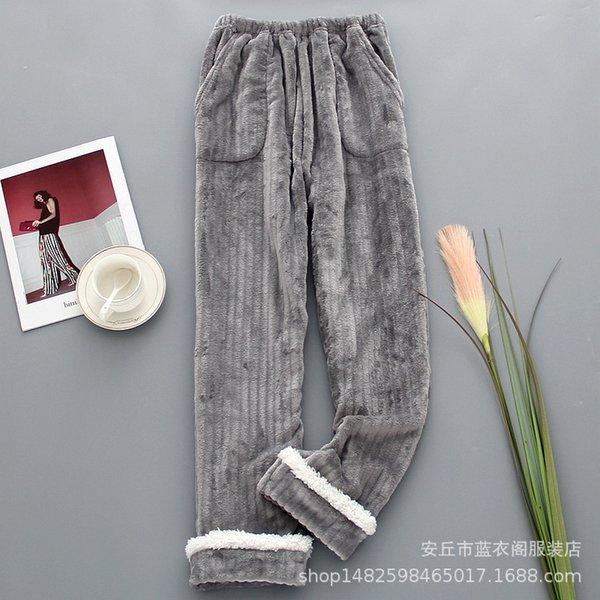 Dikişli kaşmir pantolon