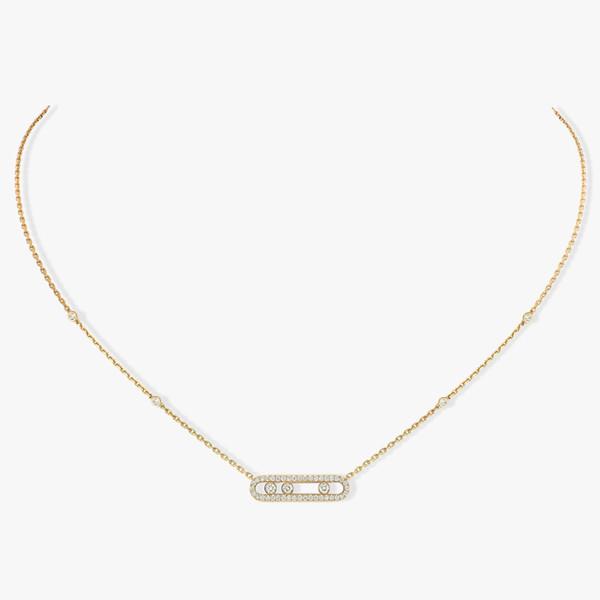 Colar de ouro-925 Silver12