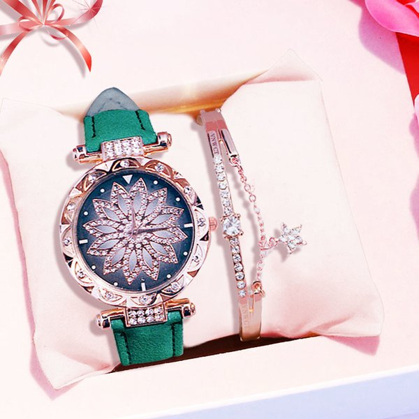 Grünes Armband
