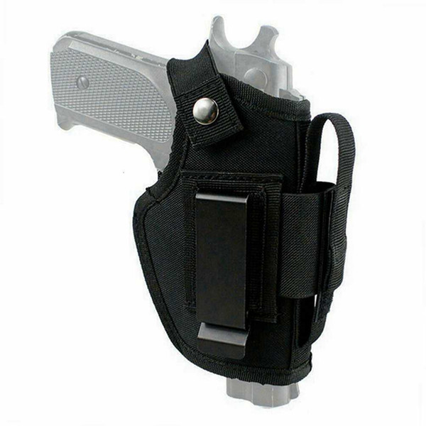 best selling Tactical New Nylon Pistol Hip Gun Holster with Extra Mag Pouch For Bersa 3 8 0