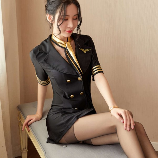 Stewardess Suit (senza cappello) -m