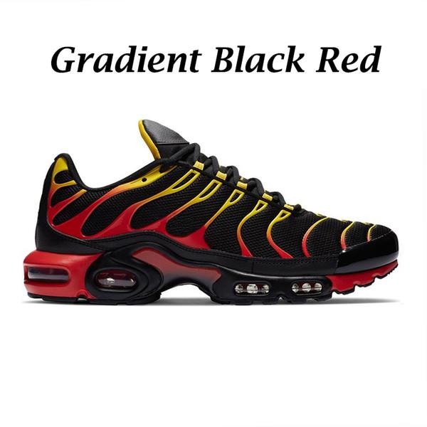 Gradiente preto vermelho