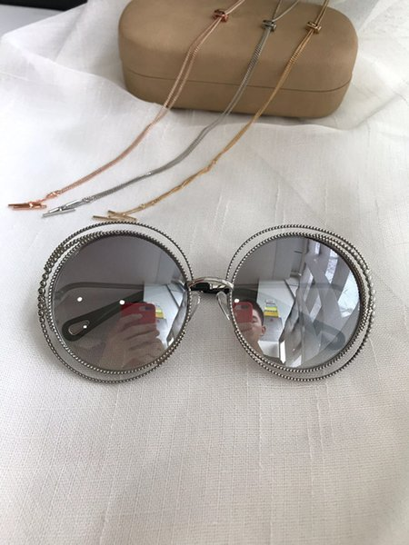 lente espelho de prata