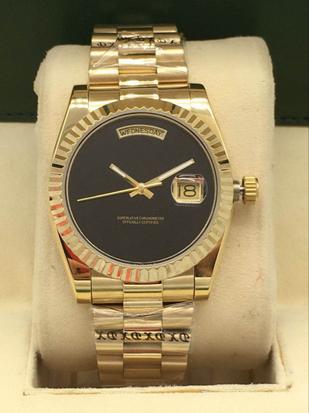 top popular Master designer, men's fully automatic mechanical watch, 316 steel, 36-41mm diameter, double calendar, folding buckle, sapphire glass, classic 2021