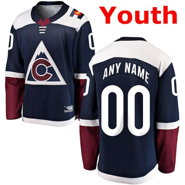 Youth Blue Alternate
