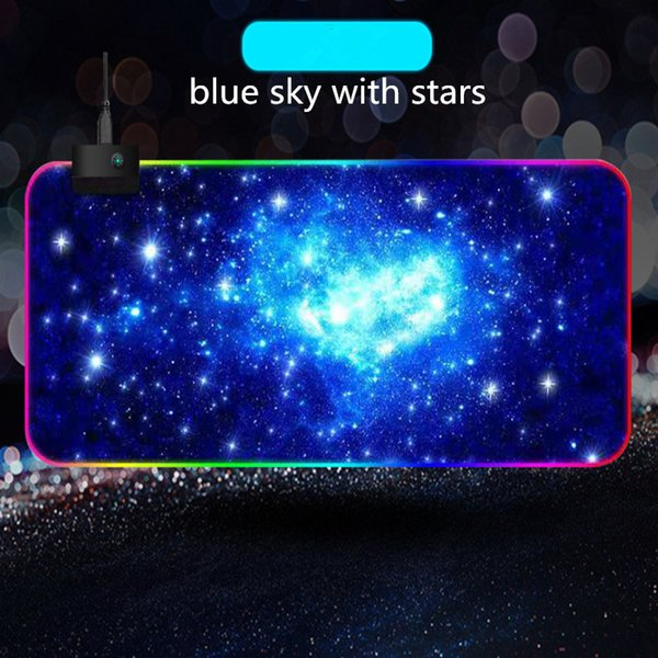 mousepad blue sky 800*300*4