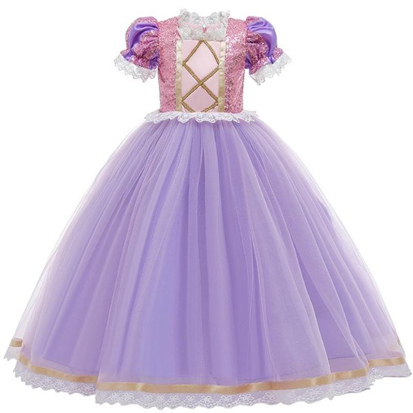 Rapunzel Dress Only