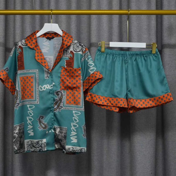 Зеленый чек (шорты)