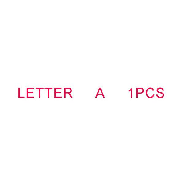 Letra A 1PCS