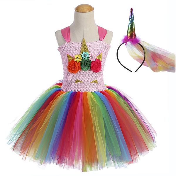 Vestido unicornio 1