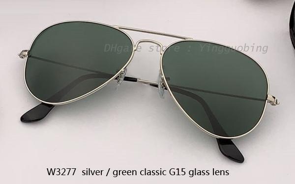 003 عدسة فضية / كلاسيكية G15