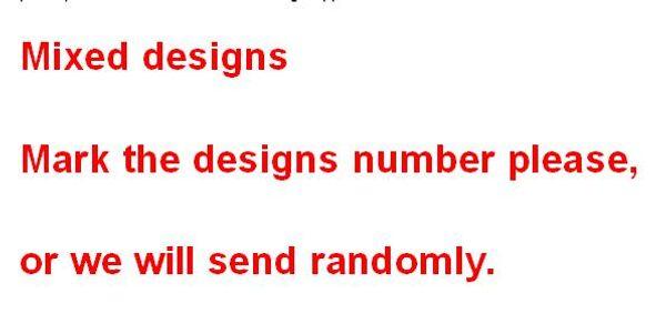 Designs mixtes