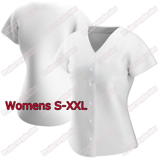 White Womens S-XXL