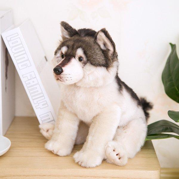 38x21x26cm Wolf.