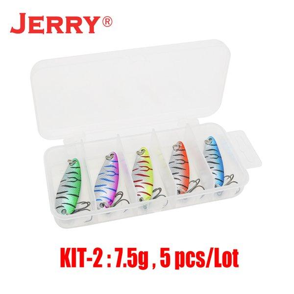 Kit2 5pcs with Box