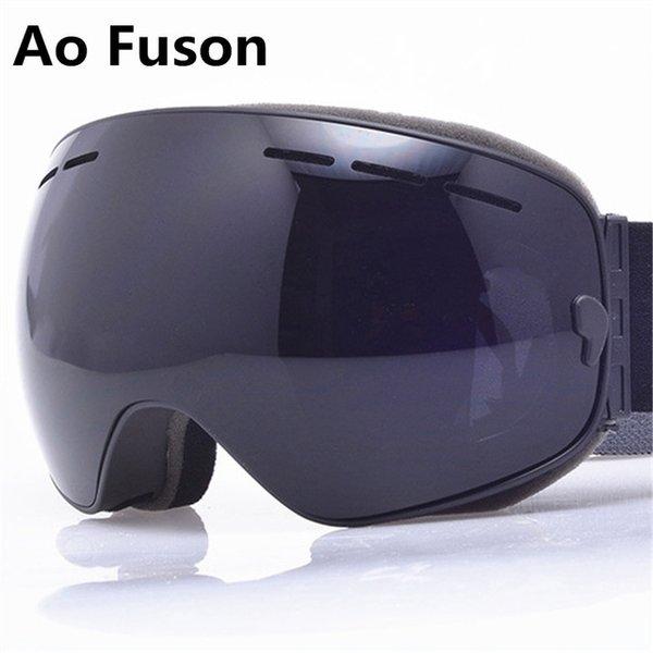 ACCESSOIRES INTER SPORTS Ski Eyewear 2020 Skis Snowboard Lunettes de Snowboard. UV400 Masque sphérique Lunettes Ski Hommes Femmes Big Vision Profession S ...